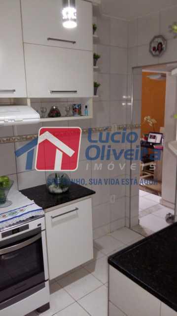 17 COZINHA - Apartamento à venda Rua Araguari,Ramos, Rio de Janeiro - R$ 230.000 - VPAP21175 - 18