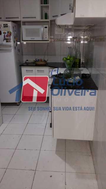 18 COZINHA - Apartamento à venda Rua Araguari,Ramos, Rio de Janeiro - R$ 230.000 - VPAP21175 - 19
