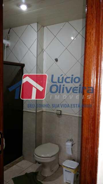 19 BANHEIRO - Apartamento à venda Rua Araguari,Ramos, Rio de Janeiro - R$ 230.000 - VPAP21175 - 20