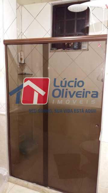 20 BANHEIRO - Apartamento à venda Rua Araguari,Ramos, Rio de Janeiro - R$ 230.000 - VPAP21175 - 21