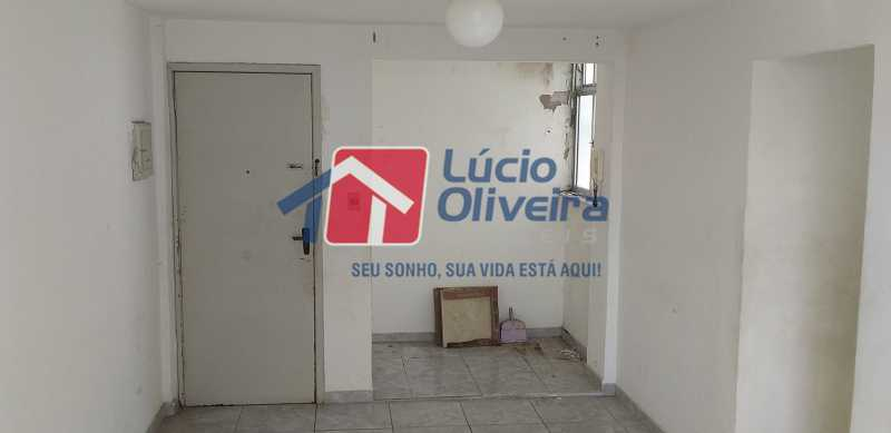 02 - Sala - Apartamento À Venda - Penha Circular - Rio de Janeiro - RJ - VPAP21178 - 3