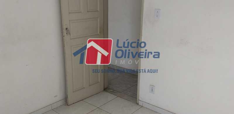 09 - Quarto Solteiro - Apartamento À Venda - Penha Circular - Rio de Janeiro - RJ - VPAP21178 - 10