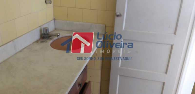 19 - Banheiro - Apartamento À Venda - Penha Circular - Rio de Janeiro - RJ - VPAP21178 - 20