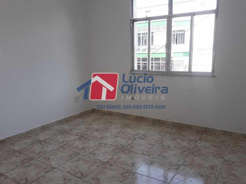 1-Sala - Apartamento À Venda - Vila da Penha - Rio de Janeiro - RJ - VPAP21179 - 1