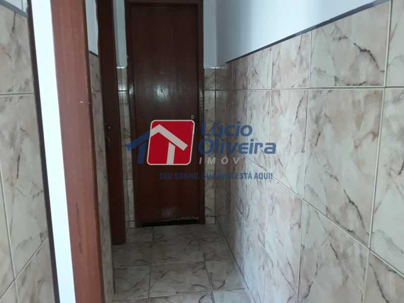 8-Circulação - Apartamento À Venda - Vila da Penha - Rio de Janeiro - RJ - VPAP21179 - 9