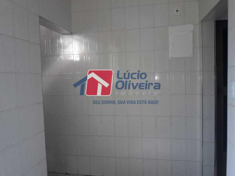 9-Cozinha 1 - Apartamento À Venda - Vila da Penha - Rio de Janeiro - RJ - VPAP21179 - 10