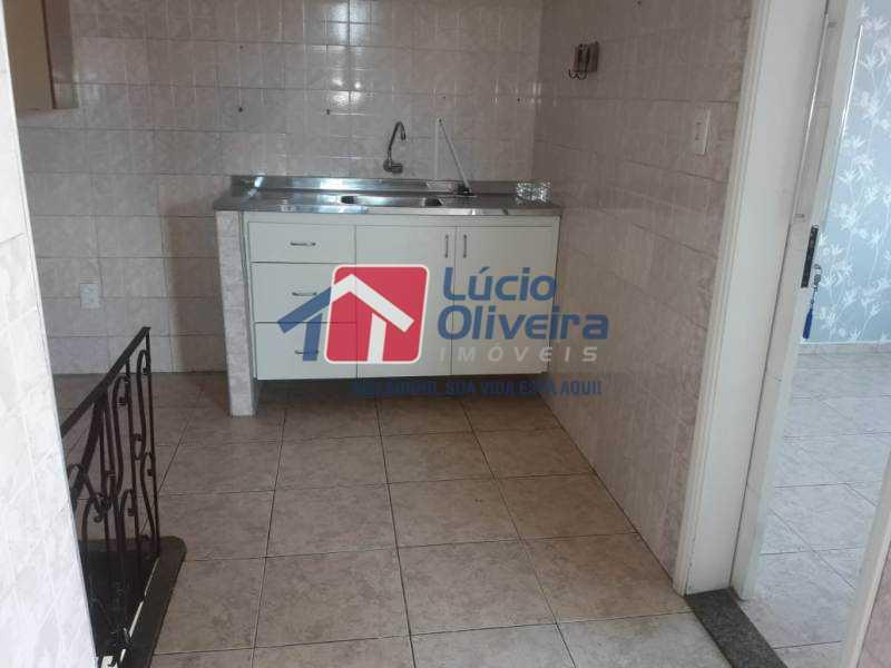 10-Cozinha 2 piso.. - Apartamento À Venda - Vila da Penha - Rio de Janeiro - RJ - VPAP21179 - 11