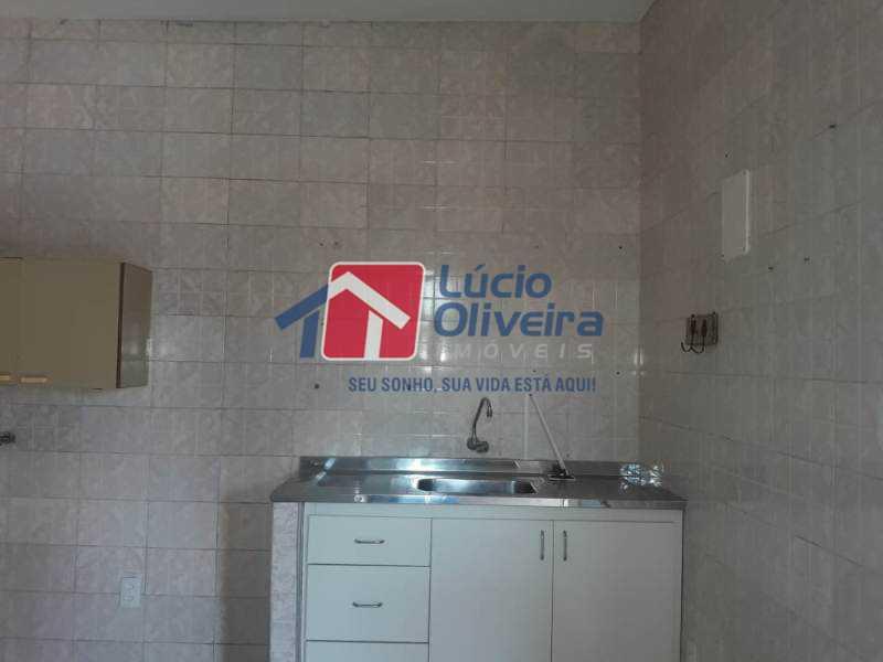 11-Cozinha 2 piso - Apartamento À Venda - Vila da Penha - Rio de Janeiro - RJ - VPAP21179 - 12