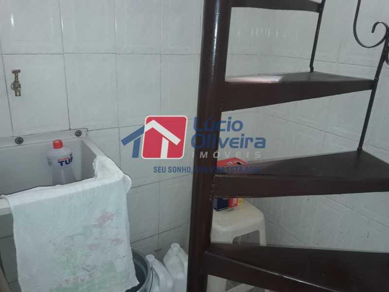 12-Area Serviço - Apartamento À Venda - Vila da Penha - Rio de Janeiro - RJ - VPAP21179 - 13