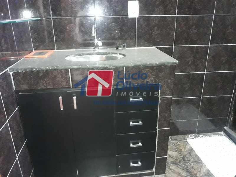 14-Banheiro social 4 - Apartamento À Venda - Vila da Penha - Rio de Janeiro - RJ - VPAP21179 - 15