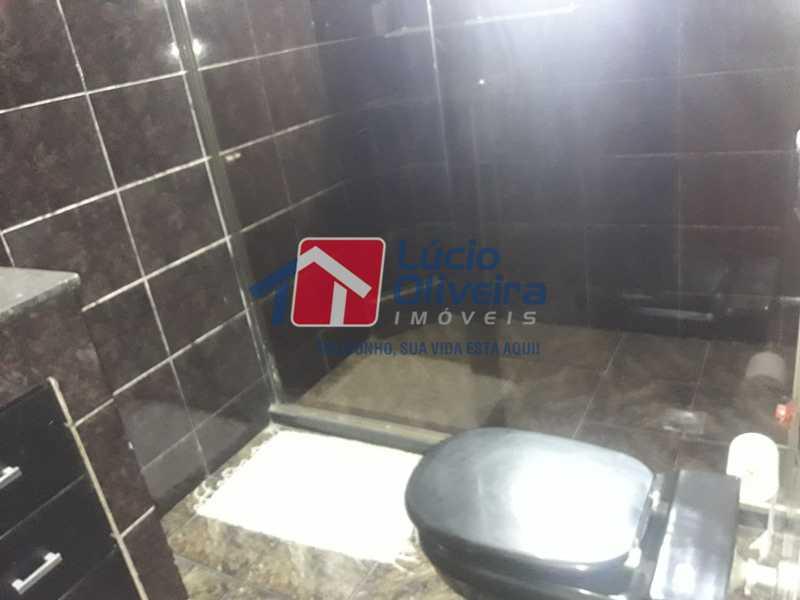 15-Banheiro social 3 - Apartamento À Venda - Vila da Penha - Rio de Janeiro - RJ - VPAP21179 - 16