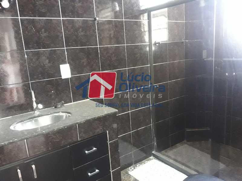 16-Banheiro social 2 - Apartamento À Venda - Vila da Penha - Rio de Janeiro - RJ - VPAP21179 - 17