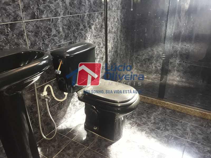 17-Banheiro 2 piso - Apartamento À Venda - Vila da Penha - Rio de Janeiro - RJ - VPAP21179 - 18