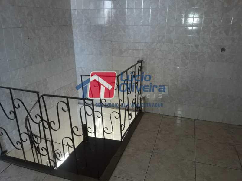 18-Acesso 2 piso - Apartamento À Venda - Vila da Penha - Rio de Janeiro - RJ - VPAP21179 - 19