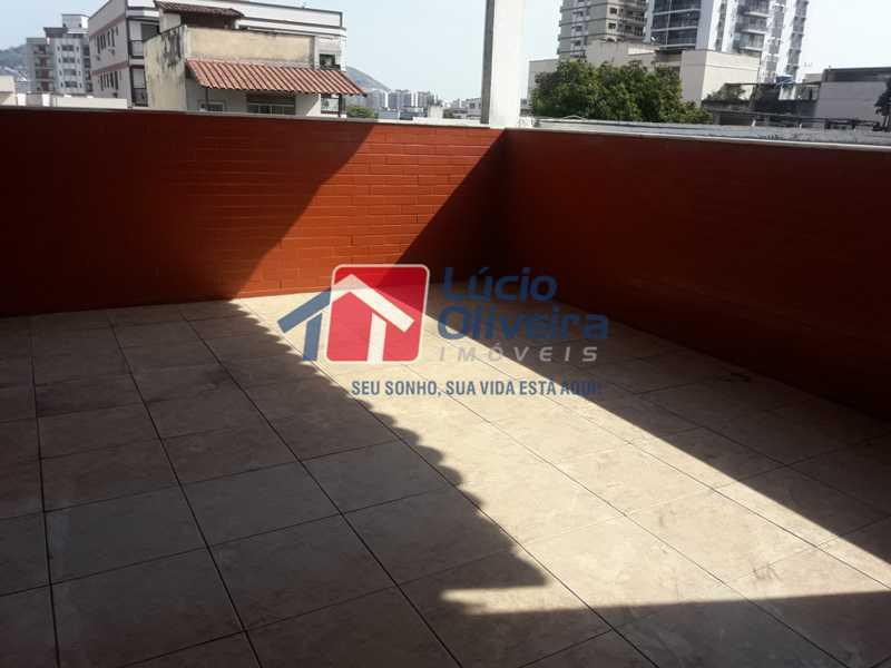 19-Terraço 2 - Apartamento À Venda - Vila da Penha - Rio de Janeiro - RJ - VPAP21179 - 20