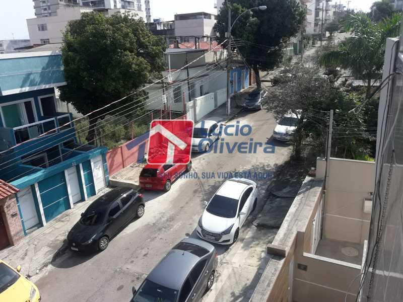 24-Vista Rua - Apartamento À Venda - Vila da Penha - Rio de Janeiro - RJ - VPAP21179 - 25