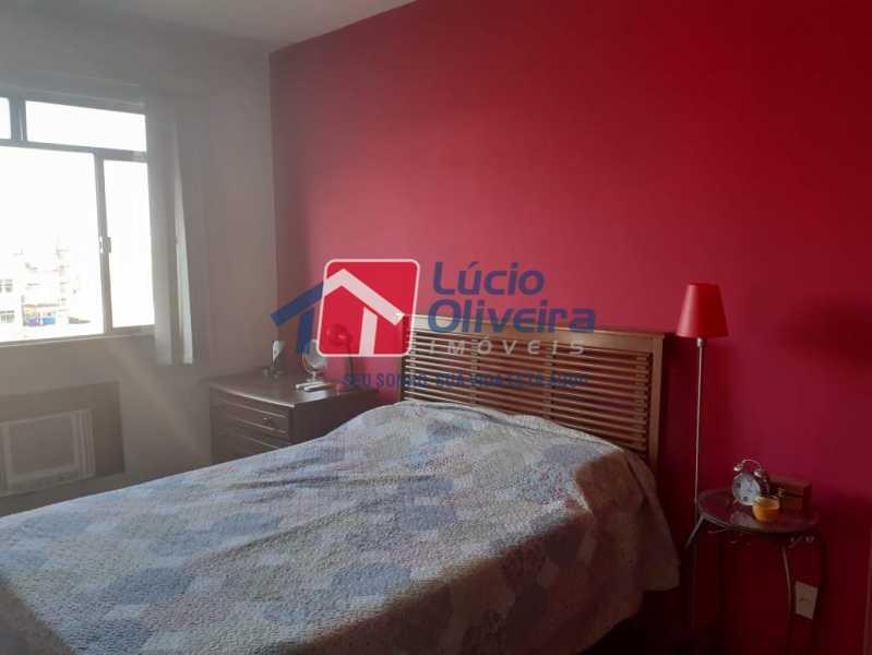 05- Quarto C.. - Apartamento À Venda - Vila da Penha - Rio de Janeiro - RJ - VPAP21180 - 6