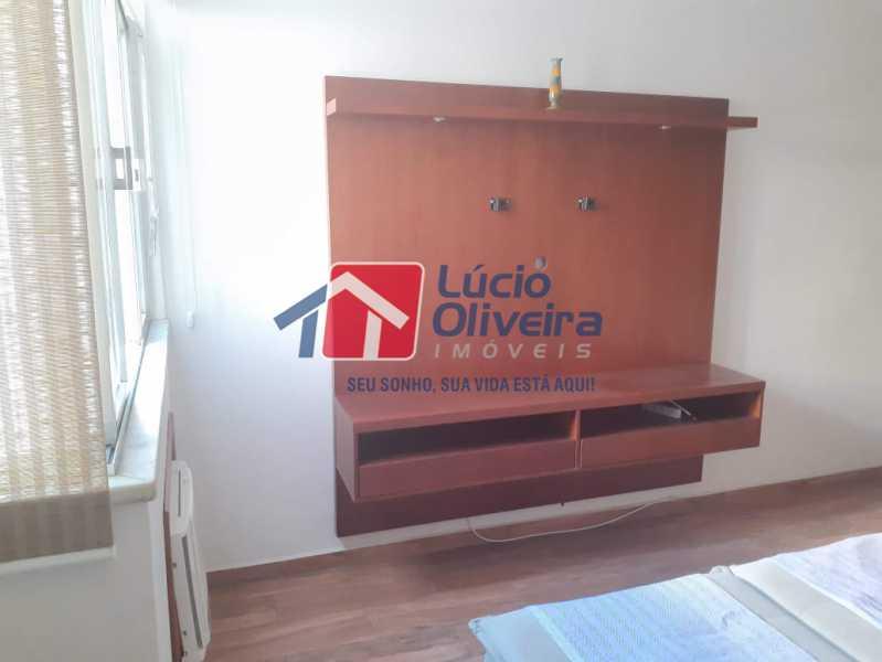 07- Quarto C.. - Apartamento À Venda - Vila da Penha - Rio de Janeiro - RJ - VPAP21180 - 8