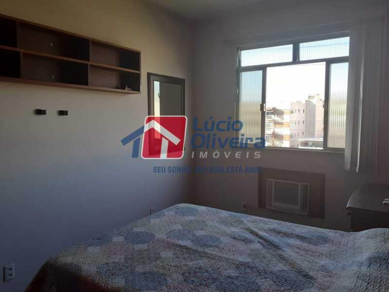 10- Quarto S.. - Apartamento À Venda - Vila da Penha - Rio de Janeiro - RJ - VPAP21180 - 11