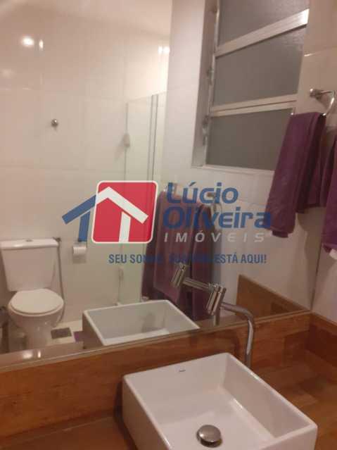 11- Banheiro S.. - Apartamento À Venda - Vila da Penha - Rio de Janeiro - RJ - VPAP21180 - 12