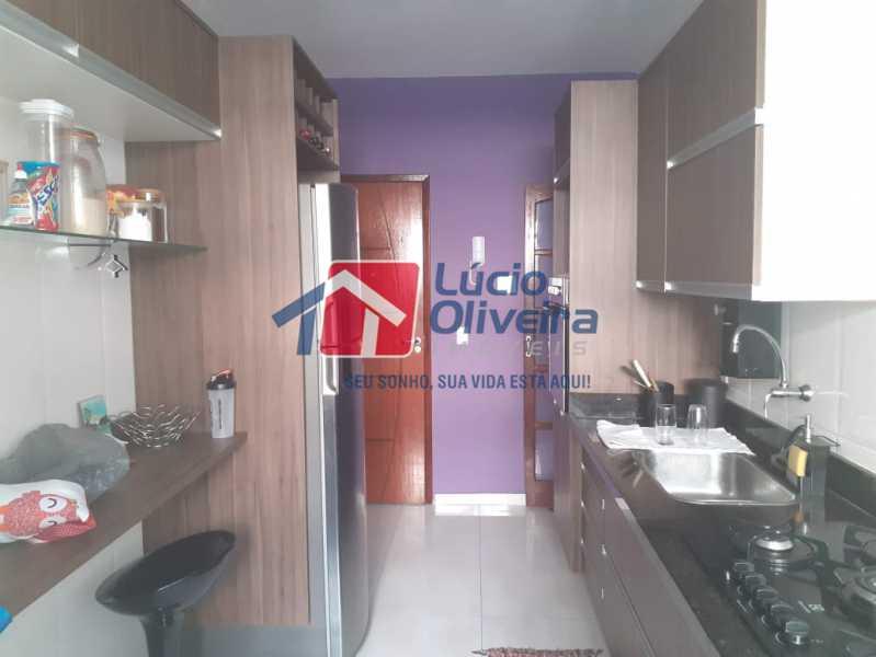 13- Cozinha. - Apartamento À Venda - Vila da Penha - Rio de Janeiro - RJ - VPAP21180 - 14