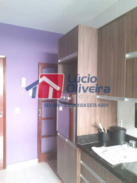 15- Cozinha. - Apartamento À Venda - Vila da Penha - Rio de Janeiro - RJ - VPAP21180 - 16