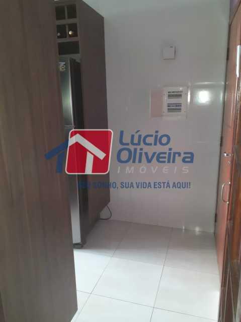 17- Cozinha. - Apartamento À Venda - Vila da Penha - Rio de Janeiro - RJ - VPAP21180 - 18