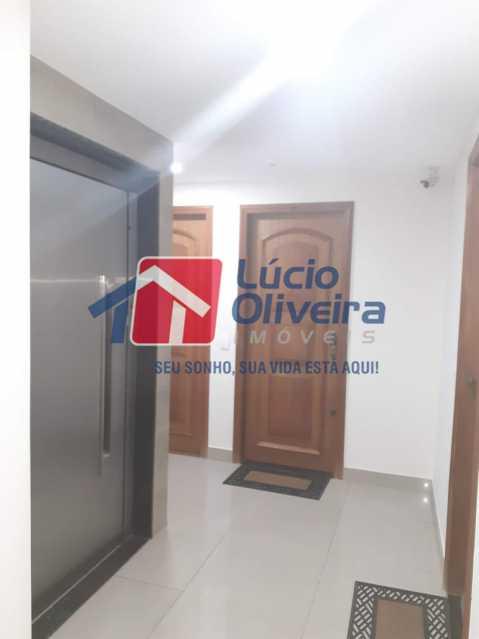 19- CorredAndar. - Apartamento À Venda - Vila da Penha - Rio de Janeiro - RJ - VPAP21180 - 20