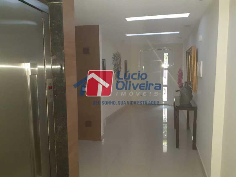 20- Hall. - Apartamento À Venda - Vila da Penha - Rio de Janeiro - RJ - VPAP21180 - 21