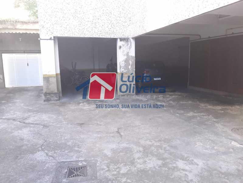 23- Garagem. - Apartamento À Venda - Vila da Penha - Rio de Janeiro - RJ - VPAP21180 - 24
