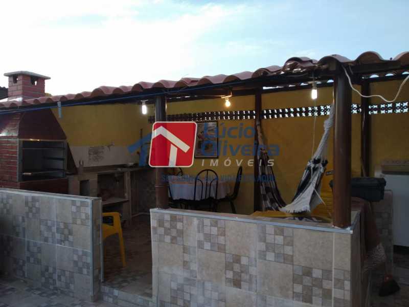1 terraço. - Casa À Venda - Penha - Rio de Janeiro - RJ - VPCA20231 - 1