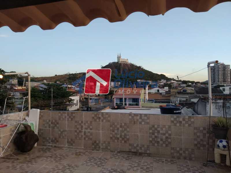 2 terraço. - Casa À Venda - Penha - Rio de Janeiro - RJ - VPCA20231 - 3
