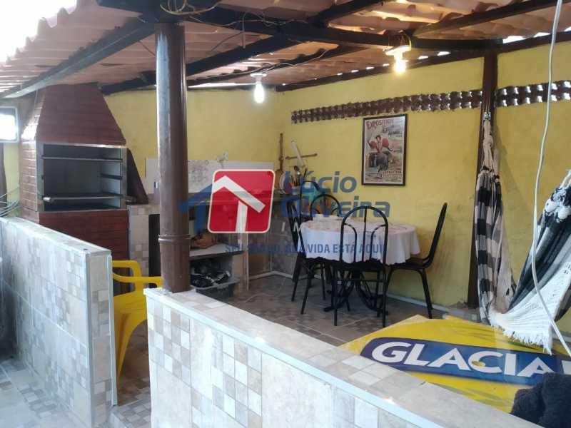 3 terraço. - Casa À Venda - Penha - Rio de Janeiro - RJ - VPCA20231 - 4