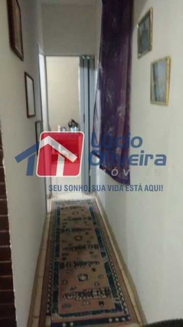5 circulação. - Casa À Venda - Penha - Rio de Janeiro - RJ - VPCA20231 - 6