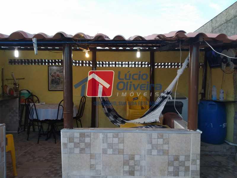 14 area de serviço. - Casa À Venda - Penha - Rio de Janeiro - RJ - VPCA20231 - 15