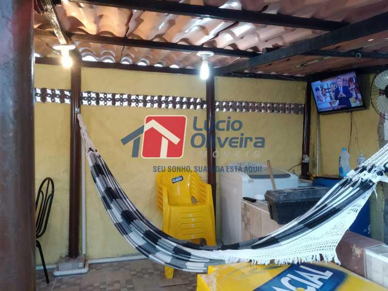 15 area de serviço. - Casa À Venda - Penha - Rio de Janeiro - RJ - VPCA20231 - 16
