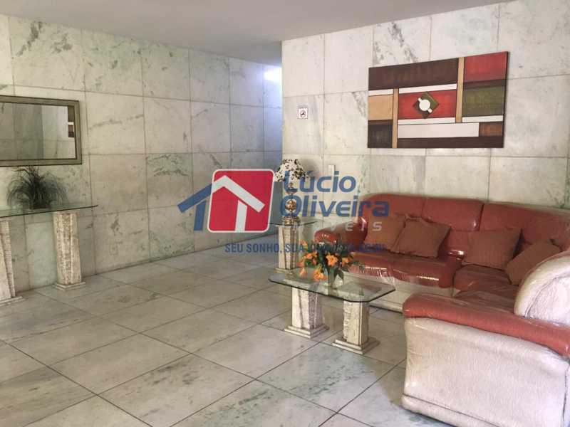 1 recepção. - Apartamento à venda Rua Paranapanema,Olaria, Rio de Janeiro - R$ 290.000 - VPAP30282 - 1