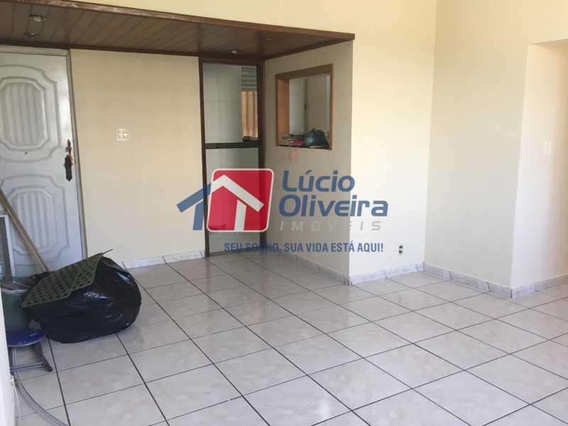 2 sala. - Apartamento à venda Rua Paranapanema,Olaria, Rio de Janeiro - R$ 290.000 - VPAP30282 - 3