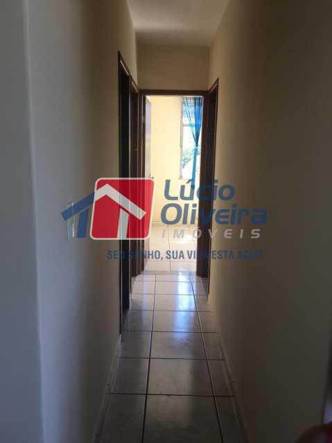 8 circulação. - Apartamento à venda Rua Paranapanema,Olaria, Rio de Janeiro - R$ 290.000 - VPAP30282 - 8