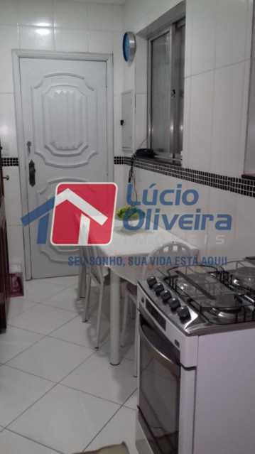 9 cozinha. - Apartamento à venda Rua Paranapanema,Olaria, Rio de Janeiro - R$ 290.000 - VPAP30282 - 9