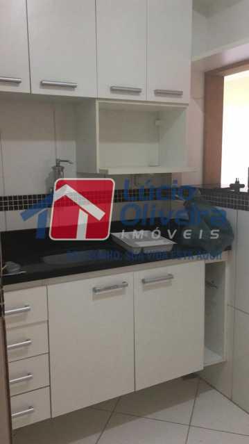 11 cozinha. - Apartamento à venda Rua Paranapanema,Olaria, Rio de Janeiro - R$ 290.000 - VPAP30282 - 11