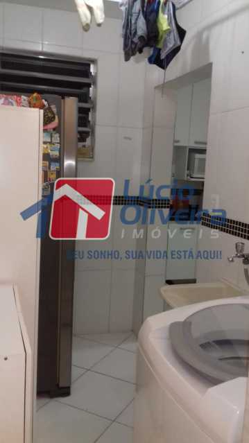 13 area. - Apartamento à venda Rua Paranapanema,Olaria, Rio de Janeiro - R$ 290.000 - VPAP30282 - 13