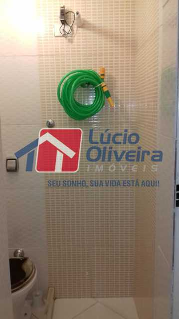 15banheiro. - Apartamento à venda Rua Paranapanema,Olaria, Rio de Janeiro - R$ 290.000 - VPAP30282 - 15