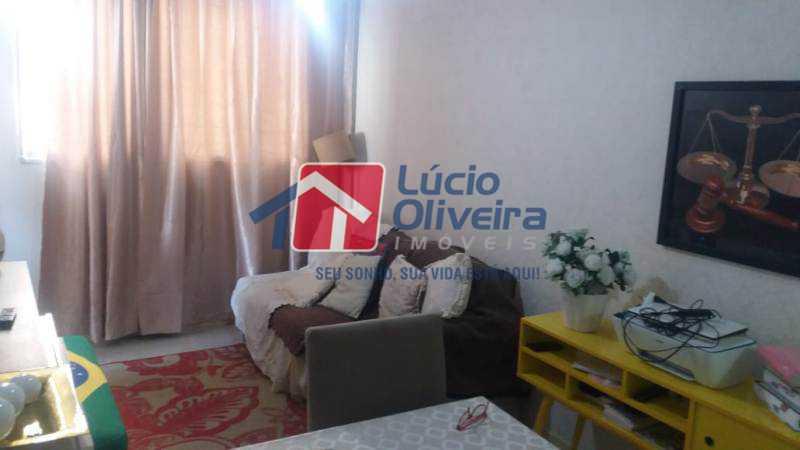3 sala - Apartamento À Venda - Jardim América - Rio de Janeiro - RJ - VPAP21181 - 4