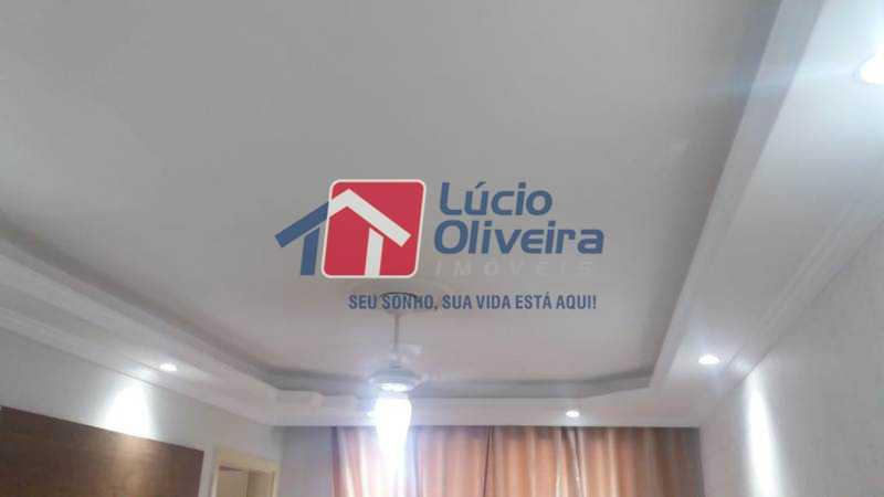 4 teto sala - Apartamento À Venda - Jardim América - Rio de Janeiro - RJ - VPAP21181 - 5