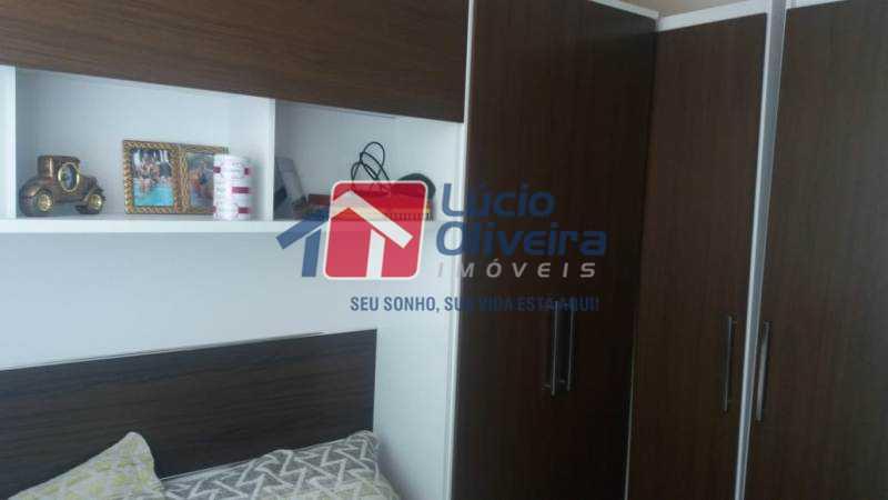 6 quarto - Apartamento À Venda - Jardim América - Rio de Janeiro - RJ - VPAP21181 - 7