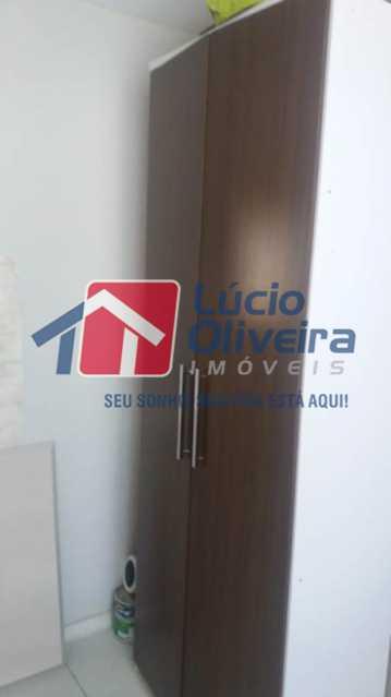8 quarto - Apartamento À Venda - Jardim América - Rio de Janeiro - RJ - VPAP21181 - 9