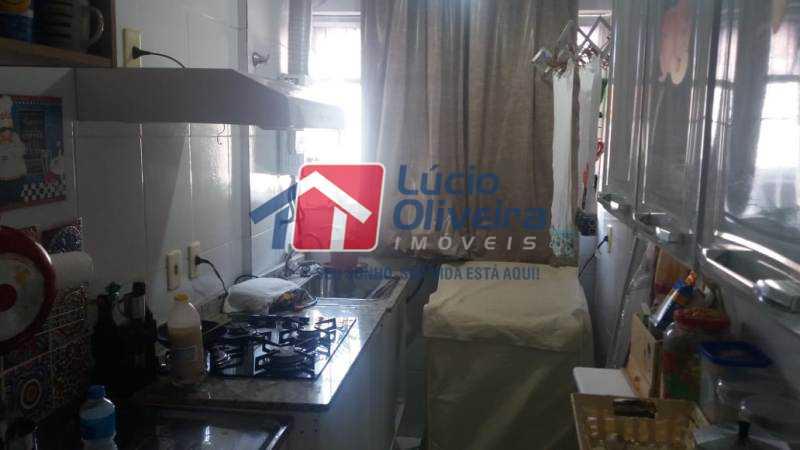 9 cozinha - Apartamento À Venda - Jardim América - Rio de Janeiro - RJ - VPAP21181 - 10