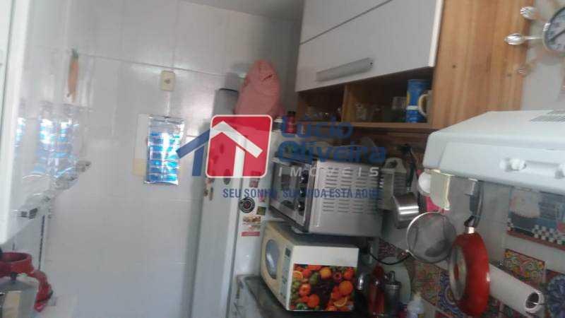 10 cozinha - Apartamento À Venda - Jardim América - Rio de Janeiro - RJ - VPAP21181 - 11
