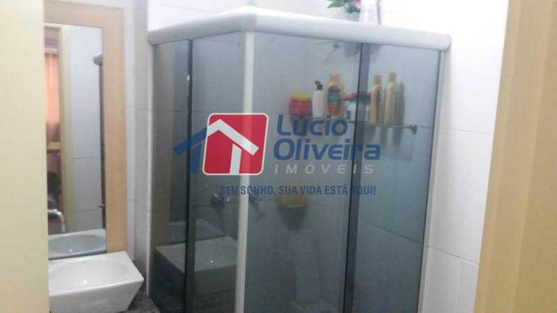 11 banheiro - Apartamento À Venda - Jardim América - Rio de Janeiro - RJ - VPAP21181 - 12